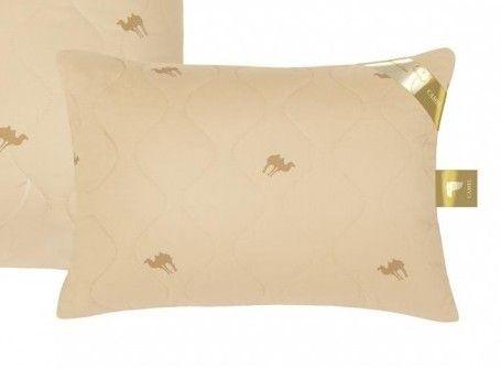 Подушка Верблюжья шерсть, тик (Golden Camel)
