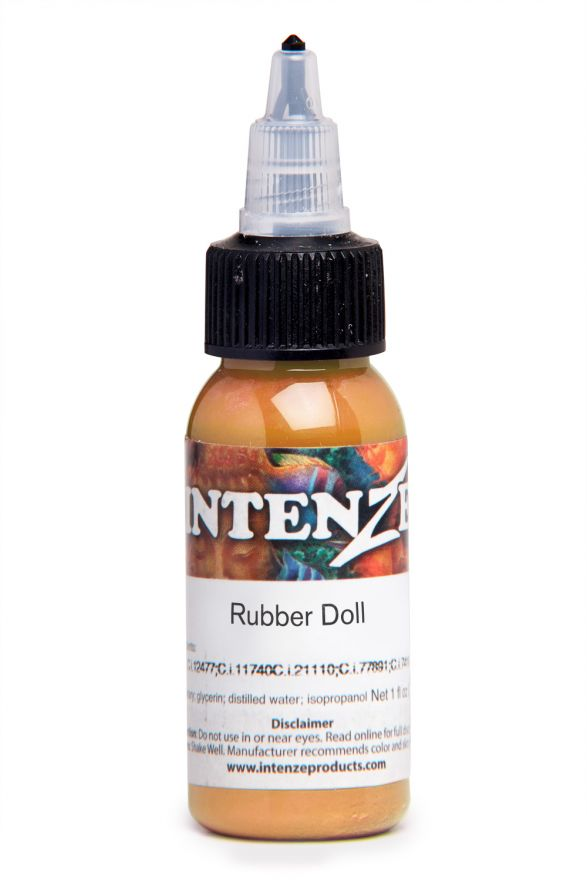 Intenze Boris Rubber Doll