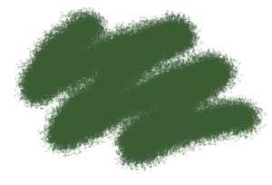 Краска серо-зеленая