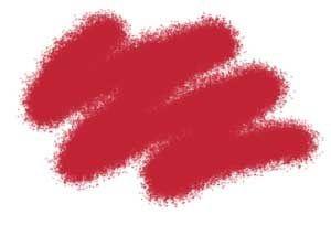 Краска вишневая красная