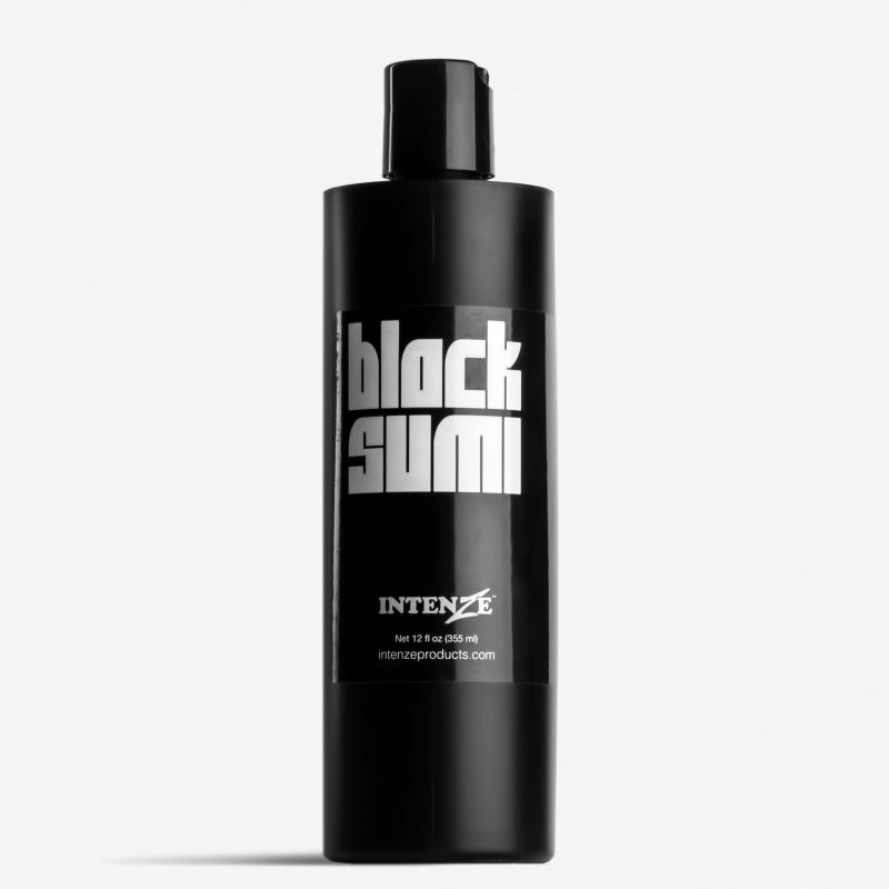 Intenze Black sumi