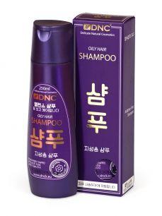 """""""DNC"""" Шампунь для жирных волос (Корея), без SLS, 250 мл"""