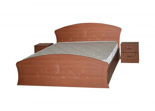 Кровать Урсула (металлокаркас)