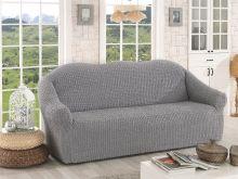 Чехол для трехместного дивана (серый)  Арт.2652-7
