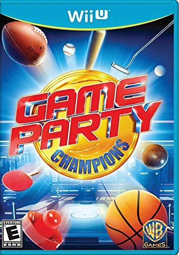 Игра Game Party Champions (Nintendo WII U)