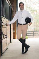 Бриджи с коленной леей Men's Hudson Woven Knee Patch Breech, FITS