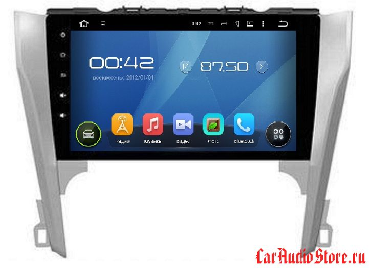 FarCar s130 для Toyota Camry 2012+ на Android (R131)