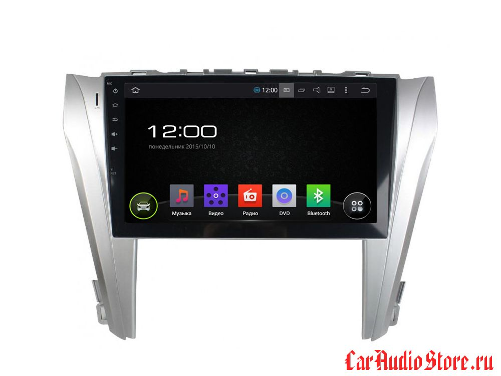 FarCar s130 для Toyota Camry 2014+ на Android (R466)
