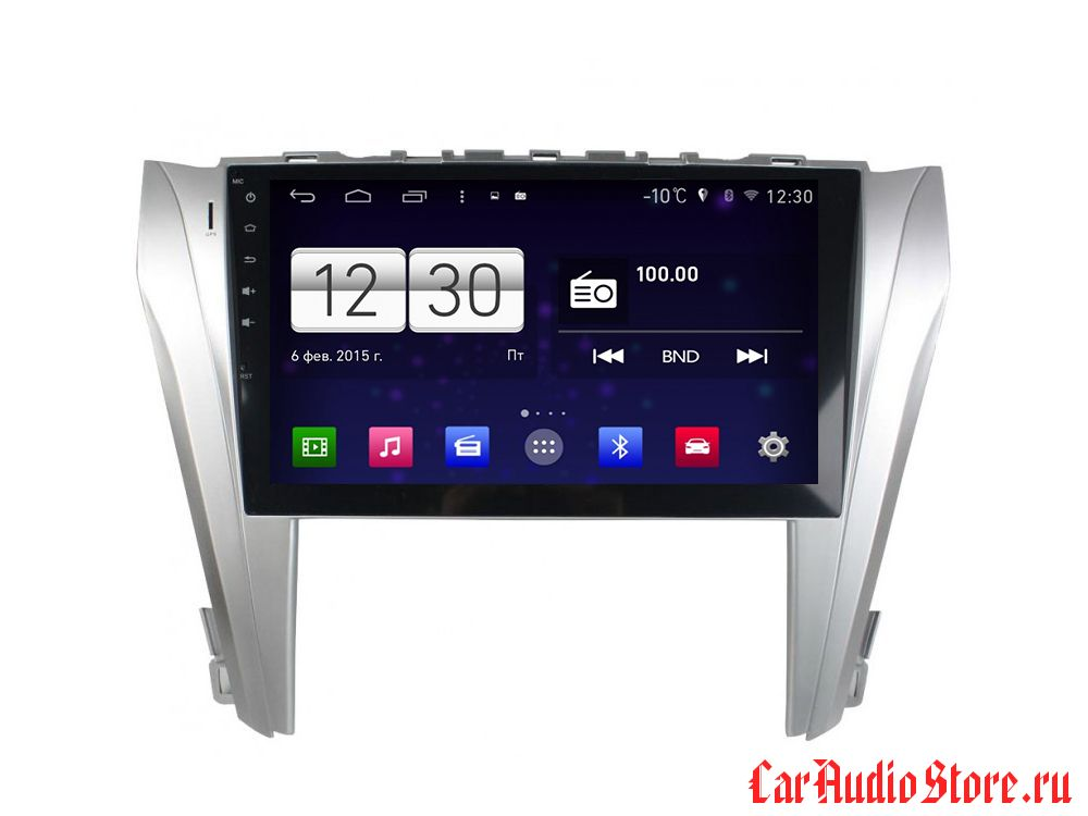 FarCar s160 для Toyota Camry 2014+ на Android (M466)