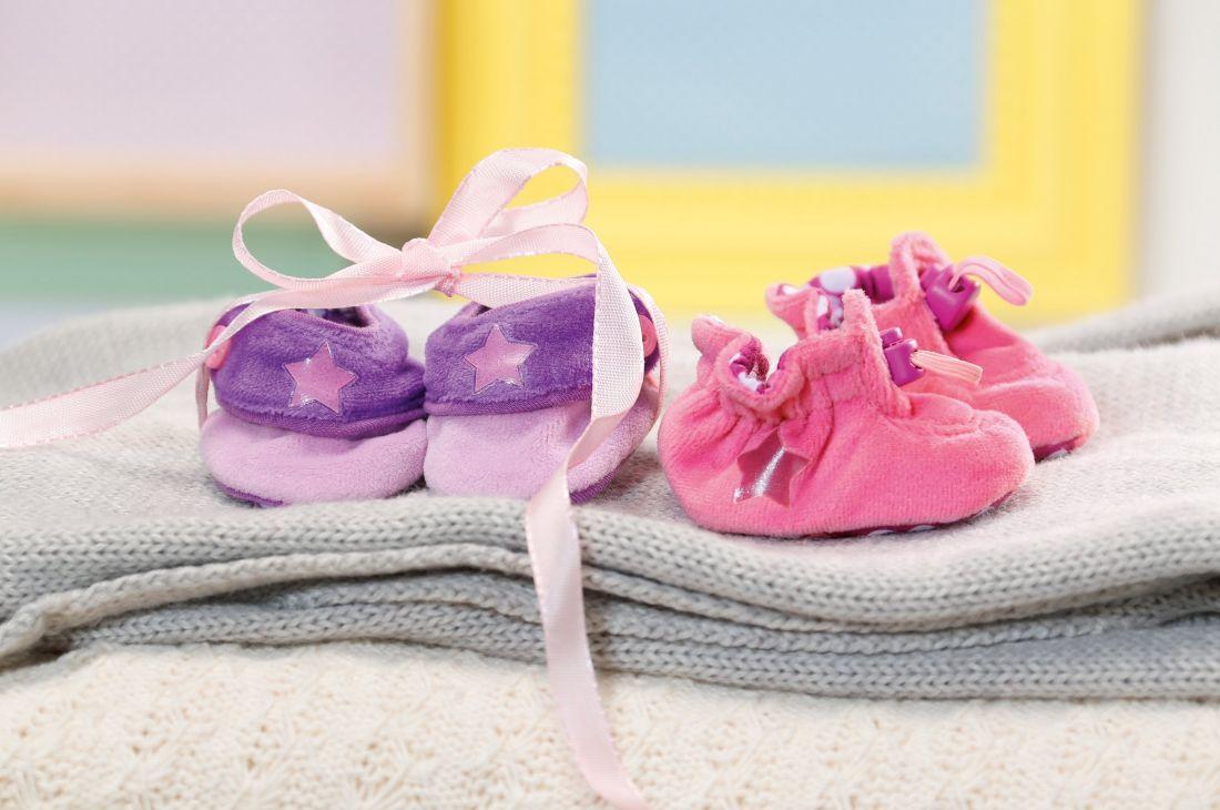 """Обувь для куклы Baby Born """"Мягкие ботиночки"""" 82209"""