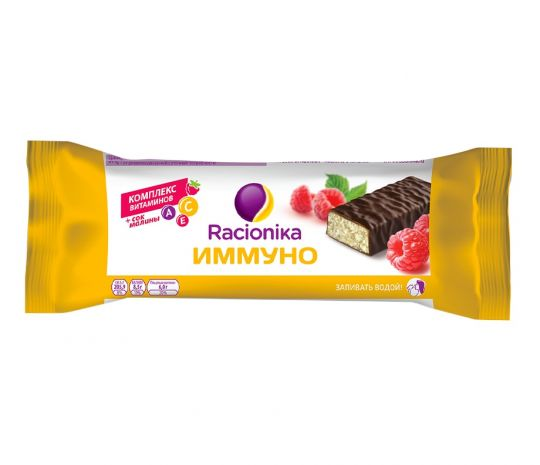 Рационика иммуно Батончик, 30 гр
