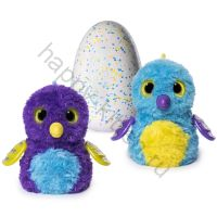 Яйцо Хечималс питомец голубой/фиолетовый