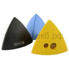 Точилка Brunnen 2 отверстия Color Code треугольная 29874