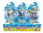 """Феечки"" кукла 29 см, бабочки, 12 штук Т59024 1toy  (17040)"