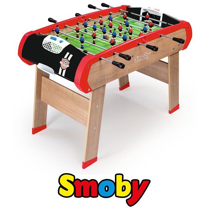 Настольный футбол smoby чемпионы 620400