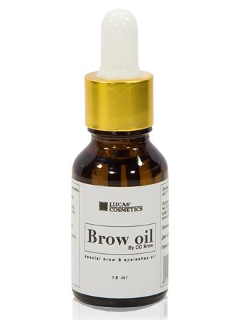 CC Brow Brow Oil Масло для бровей и ресниц
