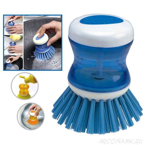 Щётка с резервуаром для моющего средства Cleaning Essential