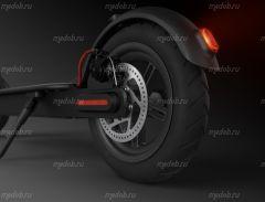 Оригинальный Электросамокат Xiaomi MiJia Electric Scooter Black купить с доставкой по Москве и России.