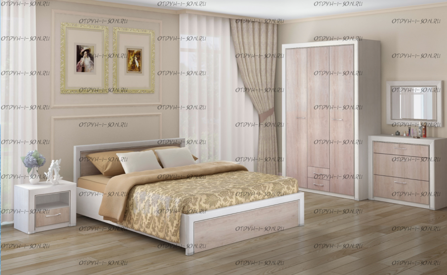 Спальня Мальта №1