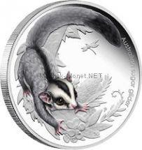 50 центов 2010 года Австралия. Сахарная сумчатая летяга
