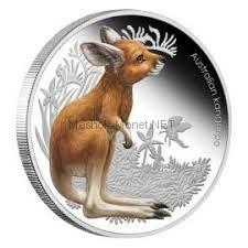 50 центов 2010 года Австралия. Кунгуру
