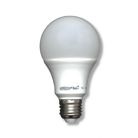 Светодиодная LED лампа E27 9W