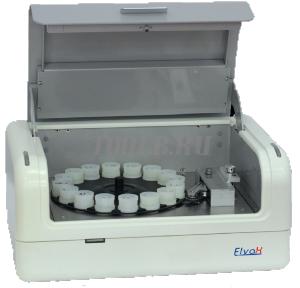 ElvaX 3 - настольный рентгенофлуоресцентный анализатор