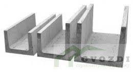 Лоток бетонный ЛК 300.90.60, серия 3.006.1-8