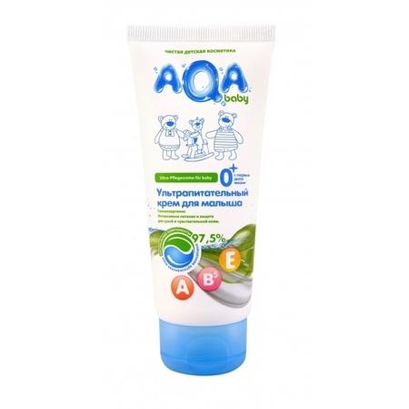 AQA Baby Ультрапитательный крем для малыша, 100 мл.
