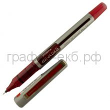 Ручка-роллер Zebra Zeb-Roller DX5 красная 0.5 EX-JB4-R