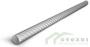 Арматура класс А3 8 мм 3,0 метра, стальная, рифленая, ГОСТ 5781-82
