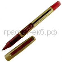 Ручка-роллер Zebra Zeb-Roller DX7 красная 0.7 EX-JB5-R