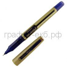 Ручка-роллер Zebra Zeb-Roller DX7 синяя 0.7 EX-JB5-BL