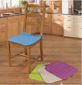 Чехол на стул с завязками