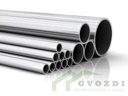 Труба водогазопроводная стальная 57х3.0, длина 11.4 метров, диаметр трубы 57 мм, толщина стенки 3.0 мм, ГОСТ 3262-75