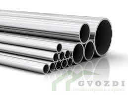 Труба водогазопроводная стальная 102х3.0, длина 11.4 метров, диаметр трубы 102 мм, толщина стенки 3.0 мм, ГОСТ 3262-75