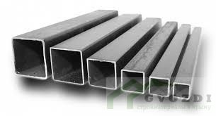 Труба профильная стальная 40х20х1.5, длина трубы 6 метров, сечение трубы 40х20 мм, толщина стенки 1.5 мм, ГОСТ 8639-82