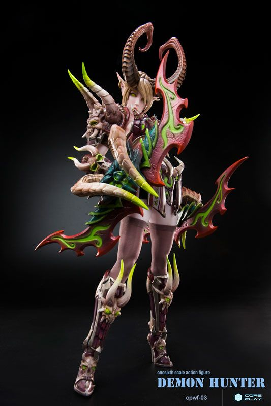 Фигурка Demon Hunter 1/6