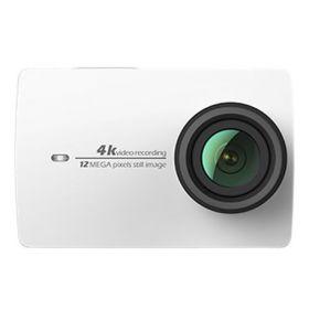 Экшн-камера Xiaomi YI 4K (белая)