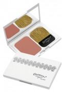 Компактные румяна для лица Compact Blusher «Rosy Musk»