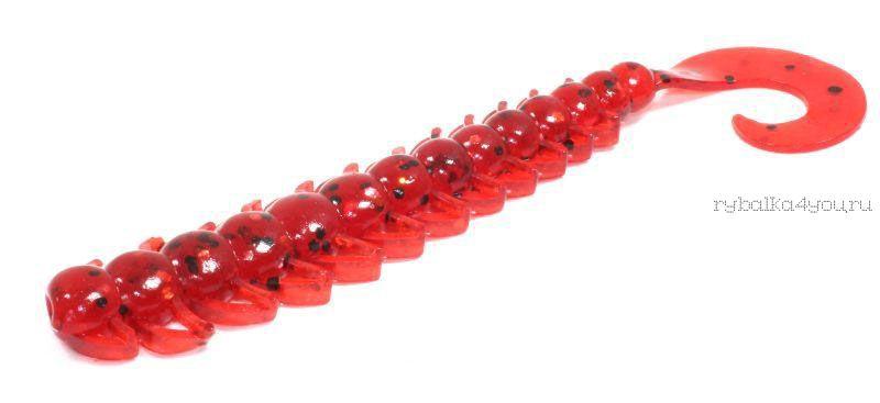 Виброхвост Select Bugz 3.2 80 мм / упаковка 5 шт цвет 027  - купить со скидкой