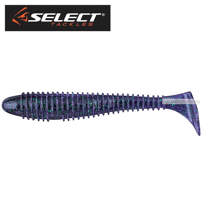 Купить Виброхвост Select Fetish 3.8 95 мм / упаковка 5 шт цвет 777