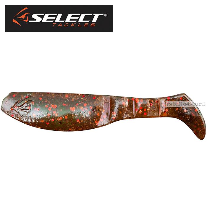 """Виброхвост Select Footer 3"""" 75 мм /упаковка 5 шт/ цвет: 085"""