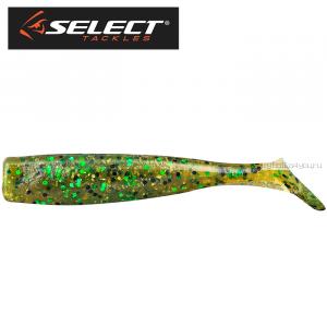"Виброхвост Select X-Shake 6"" 150 мм/ упаковка 4 шт / цвет: 008"