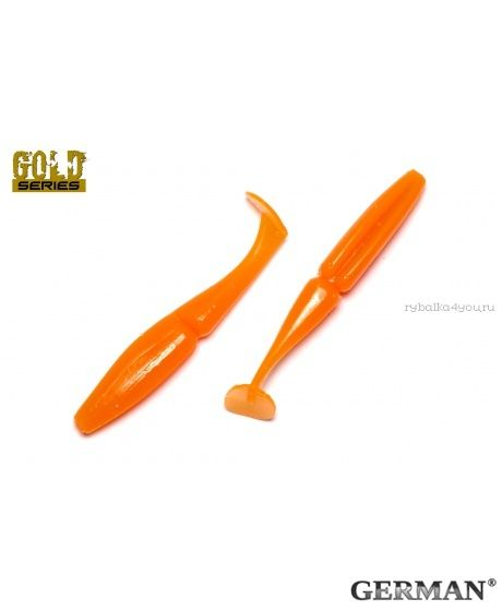 Купить Мягкая приманка German Kadi 105 мм / 103 цвет упаковка 6 шт