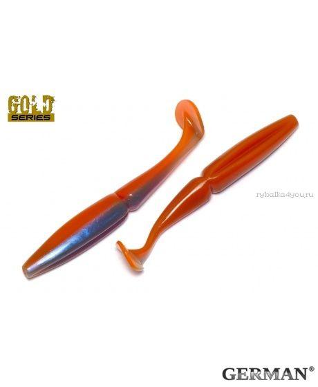 Мягкая приманка German Kadi 105 мм / 108 цвет / упаковка 6 шт