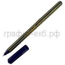 Ручка-роллер Edding 0.5мм синяя 85