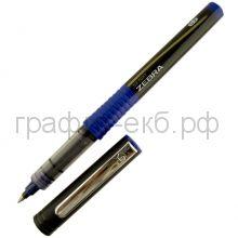 Ручка-роллер Zebra SX-60A синяя