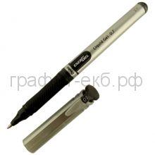 Ручка гелевая Pentel BL17-A EnerGel черная