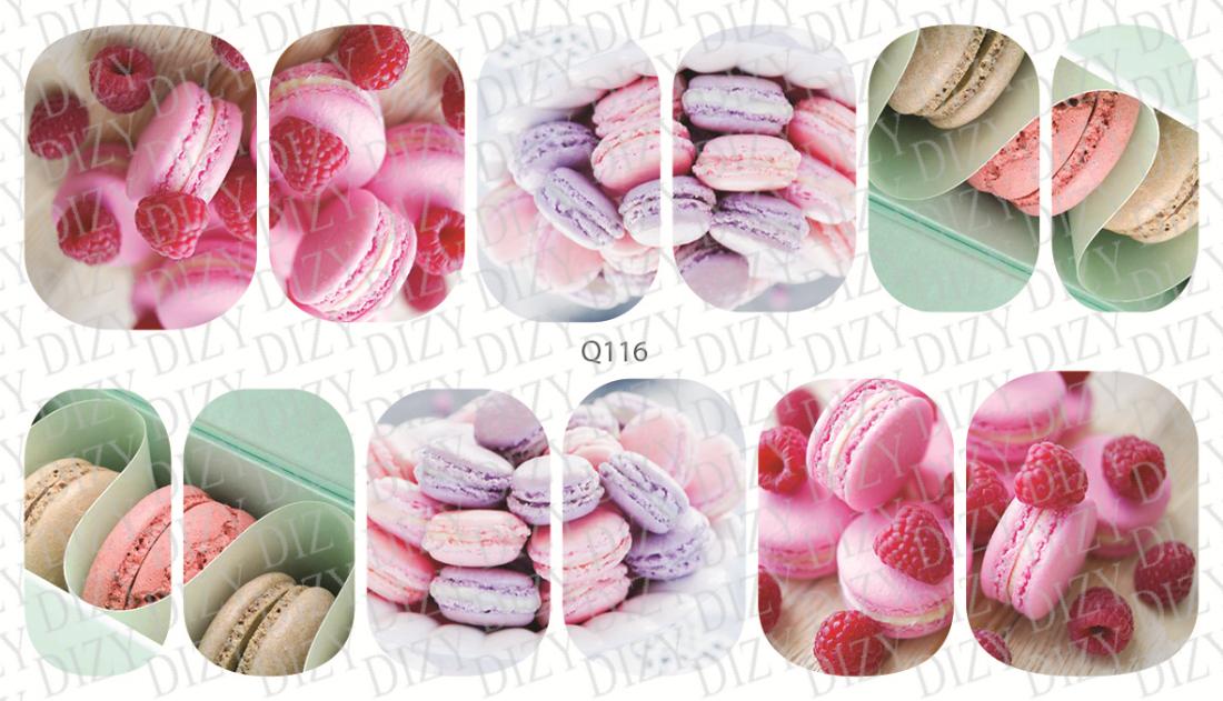 Слайдер дизайн DIZY, арт. Q116-01